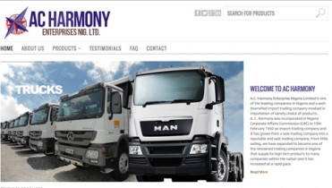 A.C. HARMONY ENTERPRISE NIGERIA LTD.