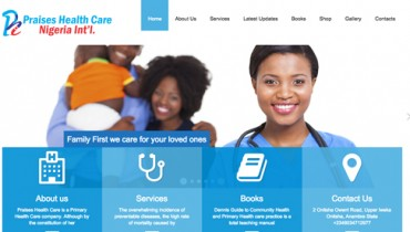 PRAISE HEALTH CARE NIG. INT'L.