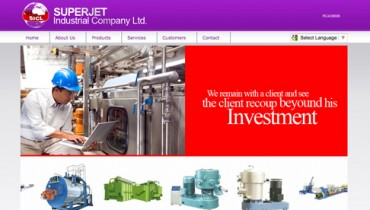 SUPERJET INDUSTRIAL COMPANY LTD.