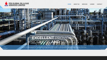 FEN GLOBAL OIL & GAS SERVICES LIMITED